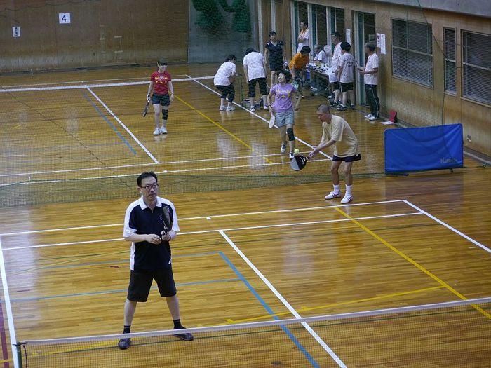 パドルテニス関東大会
